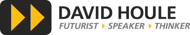 David Houle - Futurist Speaker Thinker - Logo